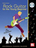 Rock Guitar for the Young Beginner Book/CD Set Sheet Music