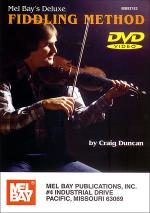 Deluxe Fiddling Method Book/CD/DVD Set Sheet Music