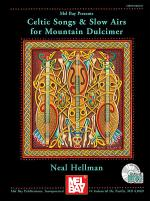 Celtic Songs and Slow Airs for the Mountain Dulcimer Book/CD Set Sheet Music