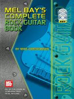 Complete Rock Guitar Book Book/CD/DVD Set Sheet Music