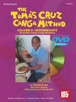 The Tom!s Cruz Conga Method, Volume II Book/DVD Set Sheet Music