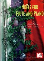 Noels for Flute and Piano Book/CD Set Sheet Music