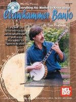 Everything You Wanted to Know About Clawhammer Banjo Book/2-CD Set Sheet Music