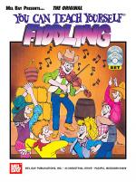 You Can Teach Yourself Fiddling Book/CD/DVD Set Sheet Music