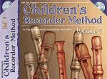Children's Recorder Method, Volume 1 Book/CD Set Sheet Music