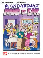 You Can Teach Yourself Piano by Ear Book/CD/DVD Set Sheet Music