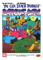 You Can Teach Yourself Flatpicking Guitar Book/DVD Set Sheet Music