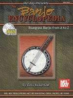 The Banjo Encyclopedia Book/CD Set Sheet Music