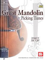 Great Mandolin Picking Tunes Book/CD Set Sheet Music