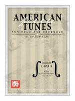 American Fiddle Tunes for Solo and Ensemble - Violin 1 and 2 Sheet Music