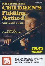 Children's Fiddling Method Volume 1 & 2 DVD Sheet Music
