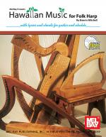 Hawaiian Music for Folk Harp Book/CD Set Sheet Music