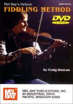 Deluxe Fiddling Method DVD Sheet Music