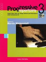 Progressive Repertoire-Book 3 Sheet Music