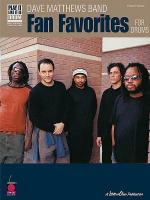 Dave Matthews Band - Fan Favorites for Drums Sheet Music