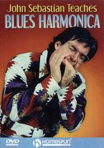 John Sebastian Teaches Blues Harmonica Sheet Music