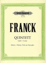 Piano Quintet Sheet Music