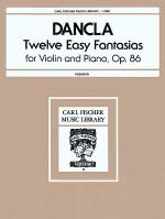 Twelve Easy Fantasias, Op. 86 Sheet Music