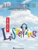 The Best Easy Listening Songs Ever Sheet Music