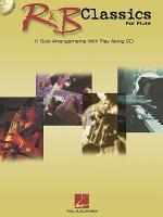 R&B Classics - Flute Sheet Music