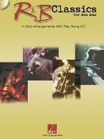 R&B Classics - Alto Sax Sheet Music