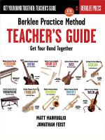 Berklee Practice Method: Teacher's Guide Sheet Music