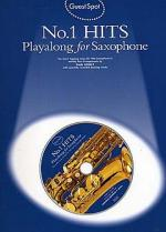 Guest Spot: No.1 Hits Playalong For Alto Saxophone Sheet Music