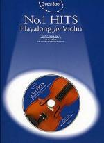Guest Spot: No.1 Hits Playalong For Violin Sheet Music