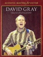David Gray Sheet Music