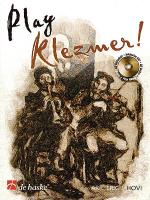 Play Klezmer! - Alto Saxophone Sheet Music