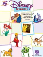 Disney Favorites Sheet Music