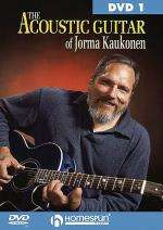 The Acoustic Guitar of Jorma Kaukonen Sheet Music