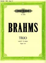 Piano Trio, Op.114 Sheet Music
