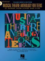 Musical Theatre Anthology for Teens - Young Men's Edition (Book & CD) Sheet Music