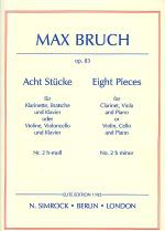 Eight Pieces, Op. 83 Sheet Music