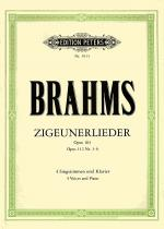 Zigeunerlieder Op.103/112 Sheet Music
