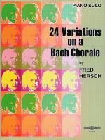 24 Variations on a Bach Chorale Sheet Music