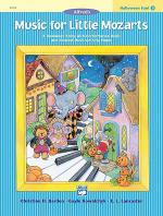 Music for Little Mozarts Halloween Fun, Book 3 Sheet Music