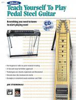Alfred's Teach Yourself to Play Pedal Steel Guitar Sheet Music