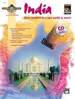 Guitar Atlas India Sheet Music