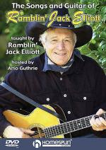The Songs and Guitar of Ramblin' Jack Elliott Sheet Music