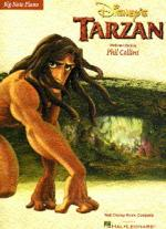 Disney's Tarzan: Big-Note Piano Sheet Music
