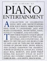 The Library of Piano Entertainment Sheet Music