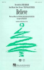 Believe (from The Polar Express) Sheet Music