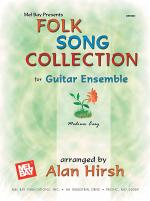 Folk Song Collection for Guitar Ensemble Sheet Music