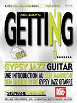 Getting Into Gypsy Jazz Guitar Book/CD Set Sheet Music