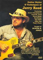 Guitar Styles & Techniques of Jerry Reed DVD Sheet Music