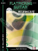 Flatpicking Guitar Workout Book/CD Set Sheet Music