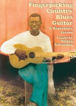 Fingerpicking Country Blues Guitar DVD Sheet Music
