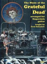 The Music of the Grateful Dead DVD Sheet Music